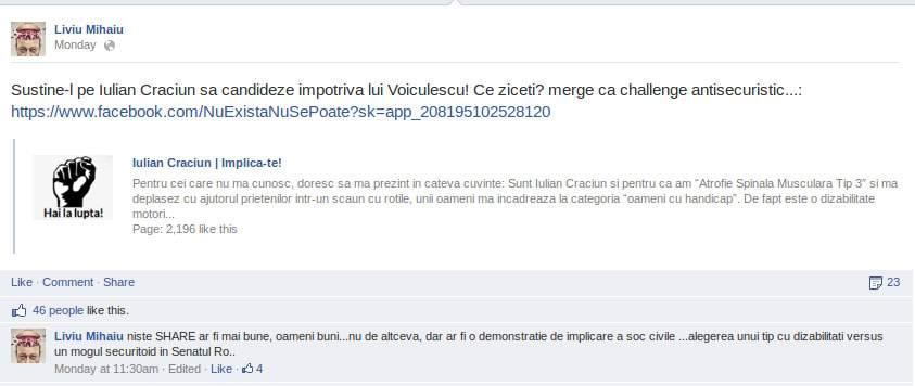 Zuckerberg a adus în România societate civilă şi un vapor întreg de ajutoare