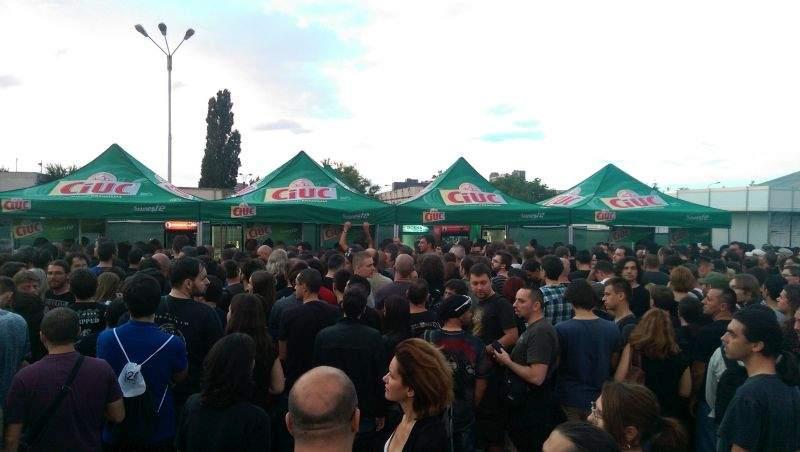 Concertul Judas Priest a fost mai mult despre nesimțirea organizatorilor