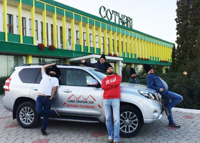 Redacţia a testat Toyota Land Cruiser pe un teren foarte dificil: în Moldova