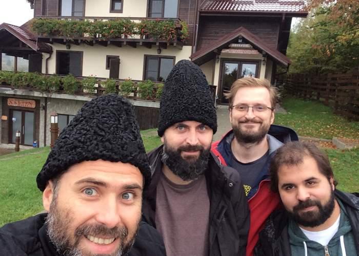 TNR a petrecut 4 zile la Râşnov, la Maggie's Ranch! Și a fost bine