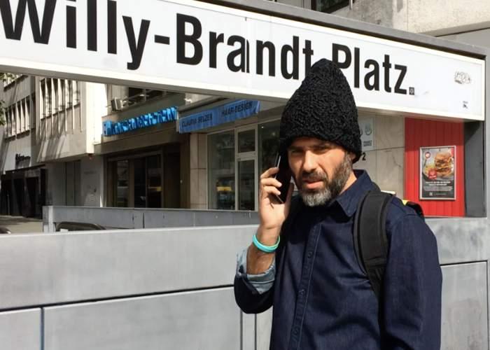 Ionuţ s-a dus în Germania să aducă o maşină pentru redacţie și a găsit noul Jaguar E-PACE