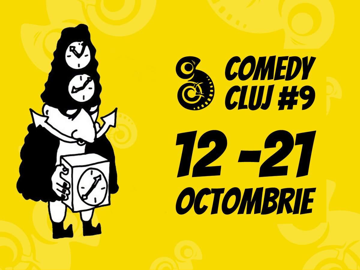 Adio, București! TNR se duce la Kolozsvár, la Comedy Cluj