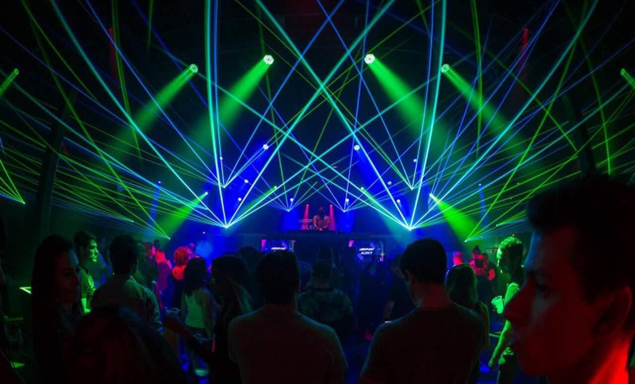 Laserul de la Măgurele, închiriat pe timpul verii de un club din Mamaia