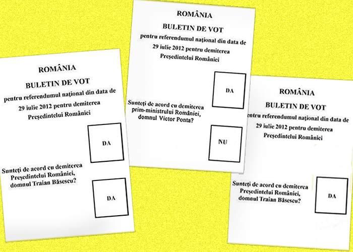 10 posibile fraude la referendumul de azi
