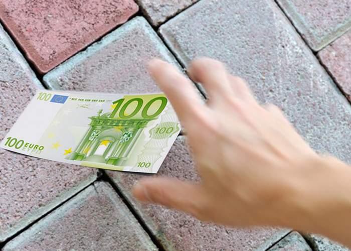 Statul Liechtenstein a ieşit din criză după ce a găsit pe jos o bancnotă de 100 de euro