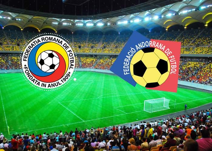 10 lucruri pe care nu le ştiaţi despre meciul România-Andorra