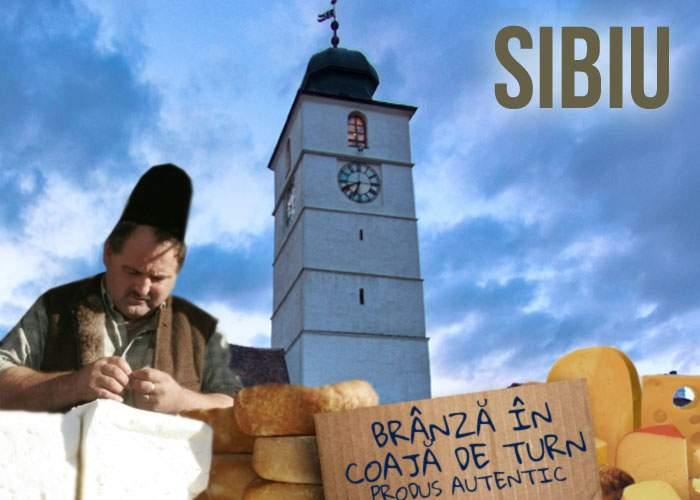 Descoperă România. 12 lucruri despre judeţul Sibiu