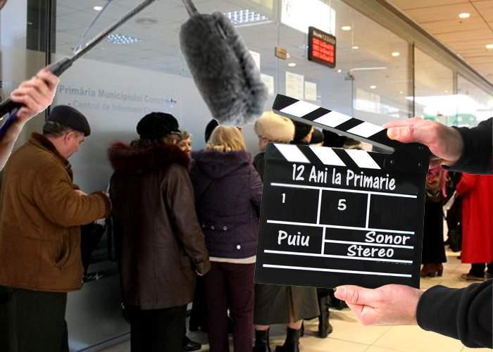 România lansează filmul 12 ani la Primărie, povestea unui om care a avut nevoie de o autorizaţie