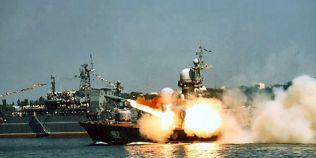 INFOGRAFIE Pe cine ţine în şah flota rusă din Crimeea