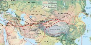 """ANALIZĂ Drumul Mătăsii şi Eurasia: Între """"Furtuna vine din Est"""" şi """"Sanctuarul este în Vest"""""""