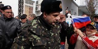 FOTO După anexarea Crimeei de către Rusia, Ucraina rămâne şi fără flota la Marea Neagră