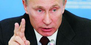 Putin oferă Vestului două variante rele