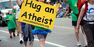 Cum să descoperi un ateu înainte de Paşte