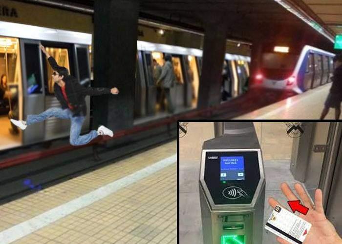 Modernizarea Metrorex continuă! În staţiile unde cartela se bagă invers, uşile se vor deschide pe partea cu şina