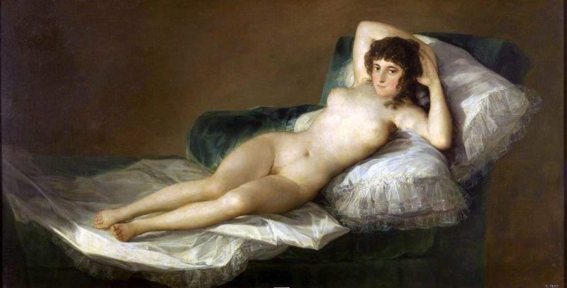 Infama istorie a romantismului (XXI): Goya, un pictor de groază