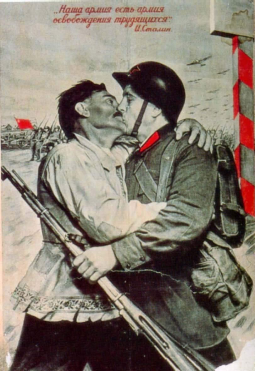 Sex în artă (XXI) – Iubire proletară