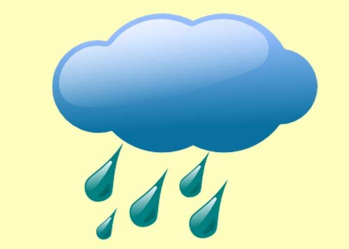Studiu: 2 din 3 bucureşteni cred că afară plouă