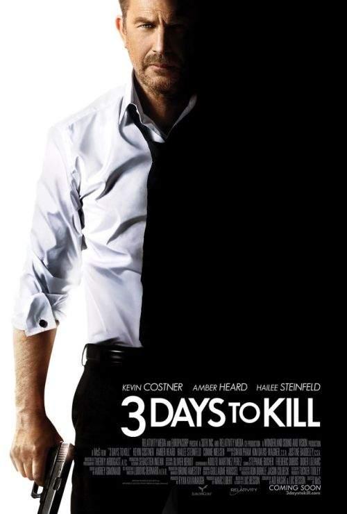 3 Days to Kill – Dansând cu Lupul