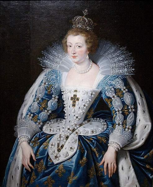 Femei fatale (XV) – Ana de Austria