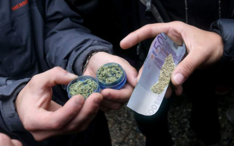 Luxemburgul legalizează marijuana! Se vor împărţi bancnote de 500 de euro pentru rulat