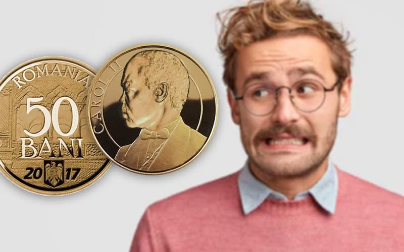 BNR retrage moneda cu Carol al II-lea care dădea erecţii nedorite când o ţineai în buzunar