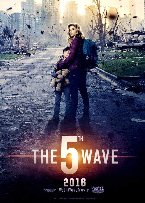 The 5th Wave (2016) – We come in fâs!