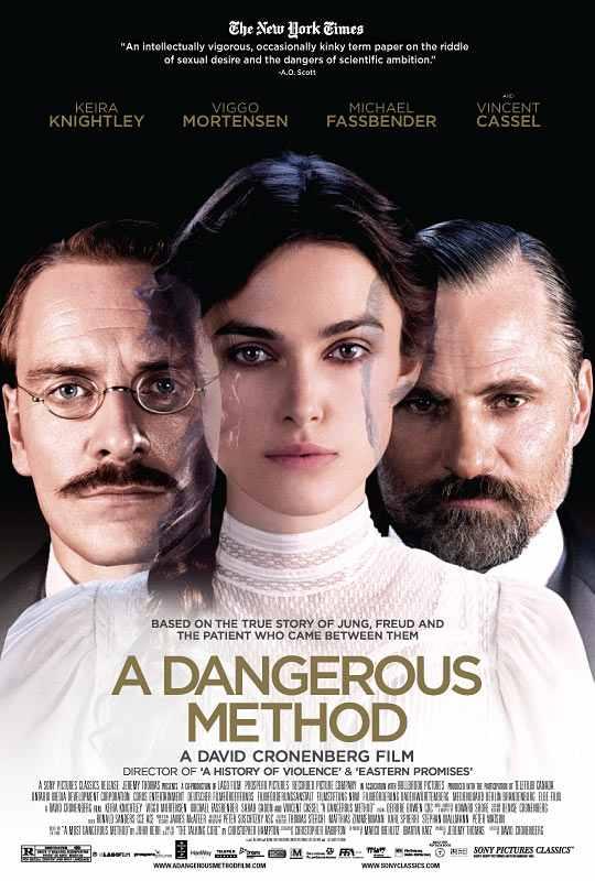 A Dangerous Method – Un film deloc periculos…