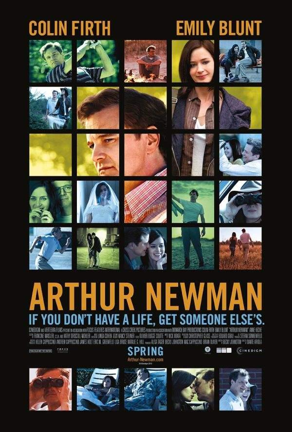 Arthur Newman – Crizele de identitate se rezolvă cu buletinul altuia