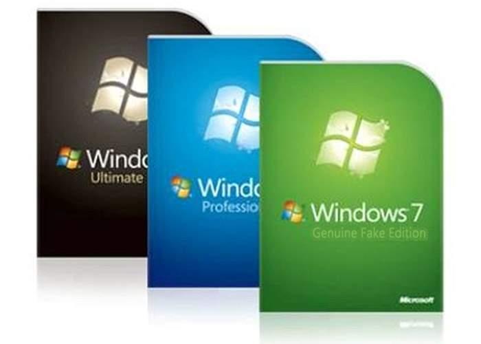 Senzaţional! A fost descoperit singurul român care deţine Windows cu licenţă!