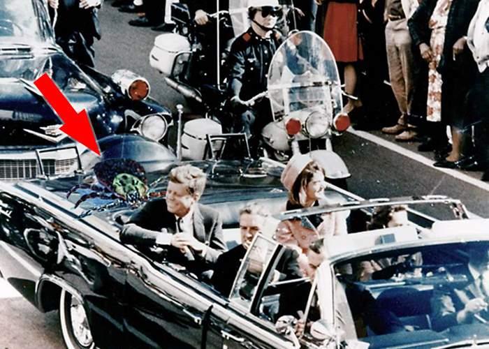 Adevărul despre moartea lui Kennedy: a fost muşcat de căpuşe!