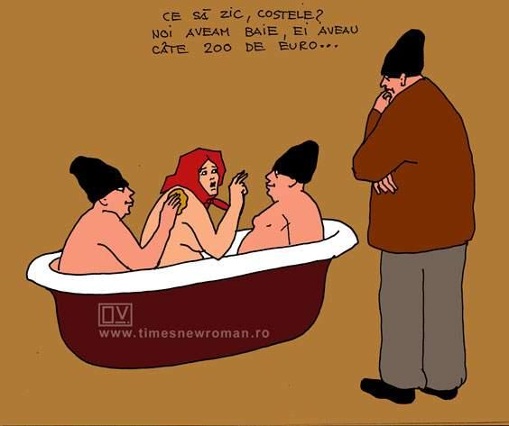 Afacerea Prima baie