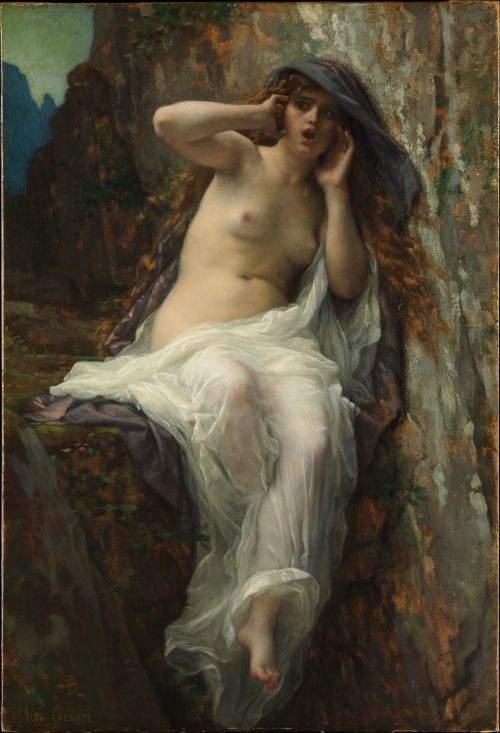 Sex în artă (XII) – Tipa care nu ieșea din cuvântul bărbatului