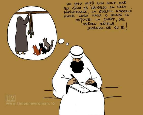 Amintiri din copilaria arabă