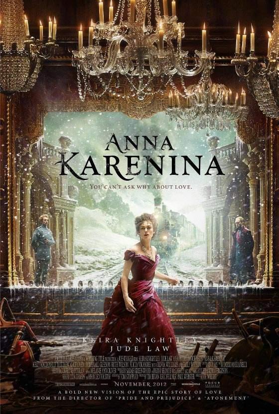Anna Karenina – Iubirea, boală grea, venită tocmai din Rusia!