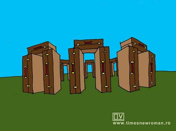 Ansamblul megalitic de la Teleormanhenge