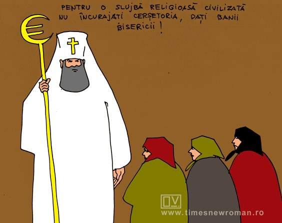 Anunțul Patriarhului