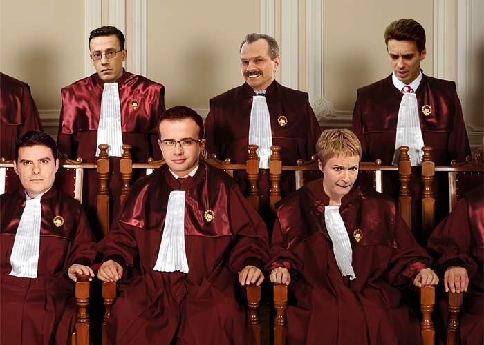 Atribuţiile Curţii Constituţionale vor fi transferate către Sinteza Zilei