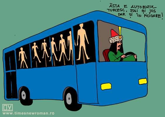 Avantajele autobuzului turcesc