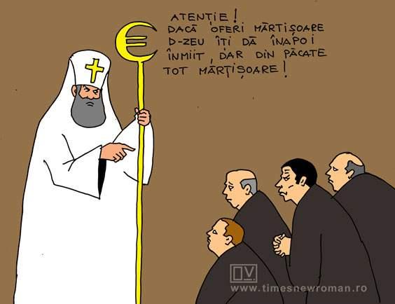 Avertismentul Patriarhului