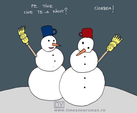 Avocatul zăpezii