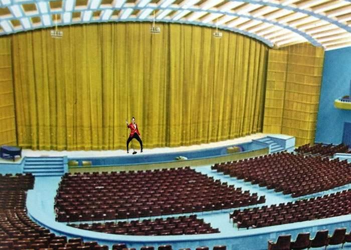 Bănică va susţine 3 concerte cu porţile închise ca urmare a violenţelor fanilor!
