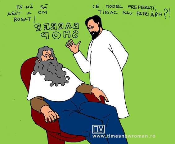 Barba îl face pe om