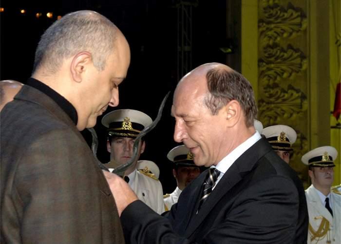 Băsescu: Arafat e binevenit să revină în minister, avem pentru el un post de ţap ispăşitor