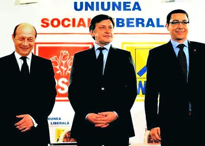 Băsescu: Voi candida şi eu la preşedinţie din partea USL, oricum dictatura n-are culoare politică