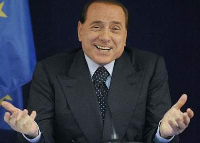 Berlusconi a organizat o orgie cu cameriste într-un hotel din Bucureşti