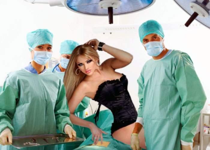 Bianca Drăguşanu îşi face operaţie estetică şi pe corpul astral!