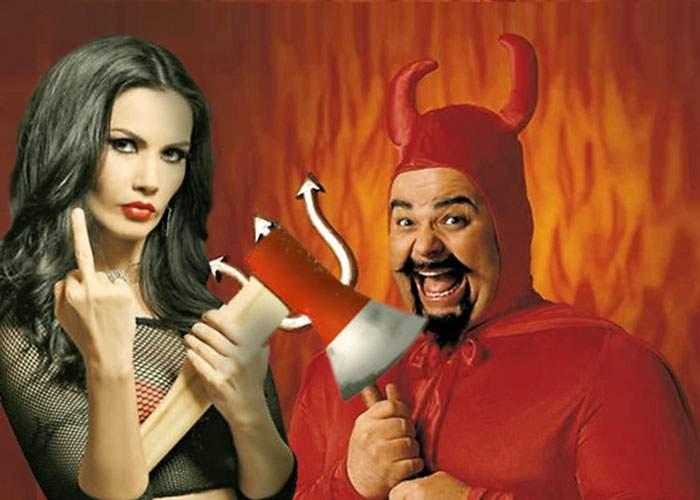 Biserica Satanistă condamnă oficial comportamentul revoltător al Oanei Zăvoranu
