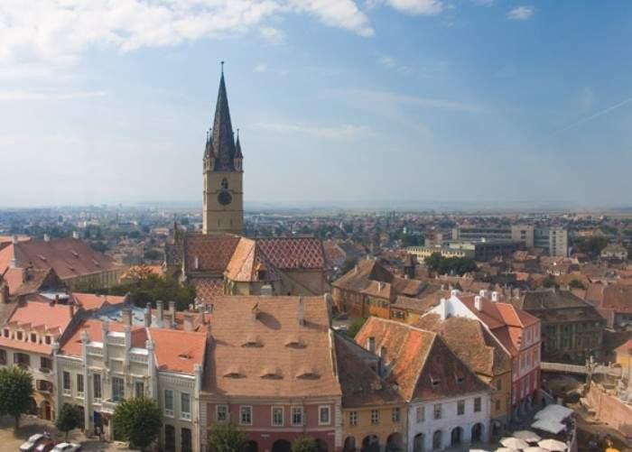 La intrare în Braşov vor fi puse plăcuţe bilingve în română şi moldovenească