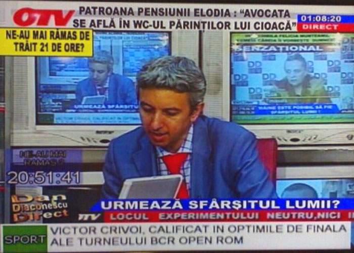 CNA a sancţionat postul OTV pentru că a difuzat peste 24 de ore de publicitate într-o singură zi!