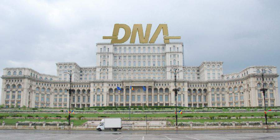 """DNA se mută în Palatul Parlamentului: """"Corupții sunt deja acolo, lipsesc doar procurorii noștri"""""""